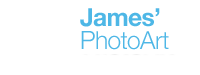James PhotoArt Photography Logo